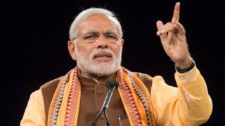 नरेंद्र मोदी, मोदी के चार साल, मोदी सरकार के चार साल