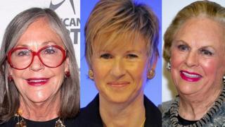 Alice Walton, Susanne Klatten, Jacqueline Mars