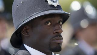A London Met police officer