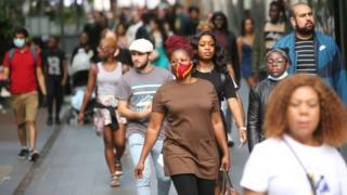, Coronavirus: UK faces tax rises or spending cuts, OBR warns