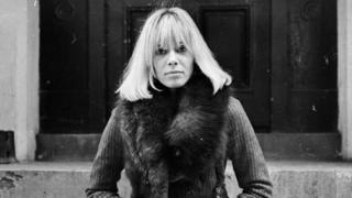 Anita Pallenberg in 1968