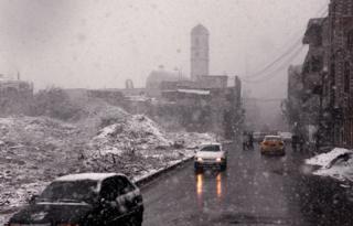Сніг над Мосулом