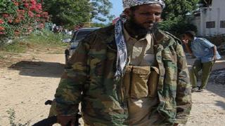 مختار روبو القيادي البارز السابق في حركة الشباب الصومالية