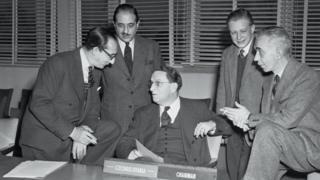 संयुक्त राष्ट्र की ओर से गठित आयोग