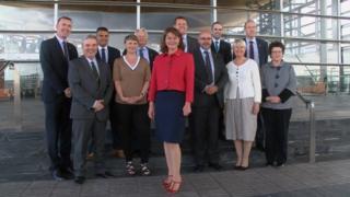 Plaid Cymru assembly members May 2016