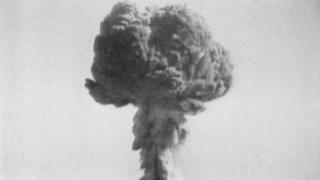 China also has a 'no first use of nuclear weapons' policy