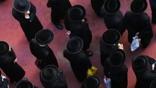 Ортодоксальні євреї