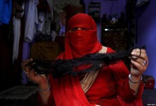 कश्मीर में चोटी काटने की घटनाएं