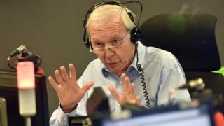 John Humphrys: What is it like to face the BBC's Today presenter?