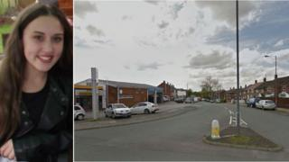 Jessica Chisnall and Ashton's Green Drive in St Helens
