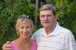 Ann and Eric Whalley