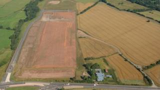 Exeter Growth Point site