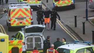 Emergency services in Swansea