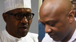 Aworan Buhari ati Evans