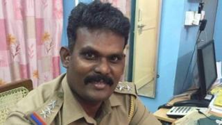 காவல் ஆய்வாளர் தில்லை நாகராஜன்