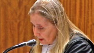 Mabel Jansen alifanyiwa pia uchunguzi na jopo la majaji