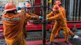 China ganó contratos para explotar petróleo en el Golfo de México.