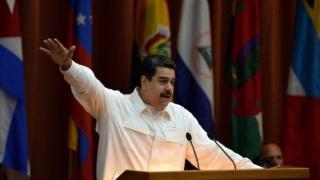 Maduro ayaa la filayaa in uu doorashada mar kale isu soo taago sannadka soo socda