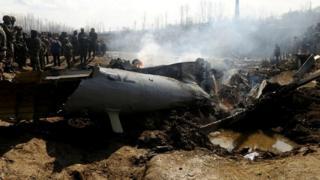 मिग -17 क्रॅश