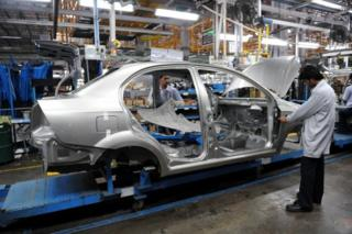 GM automobile bureau India