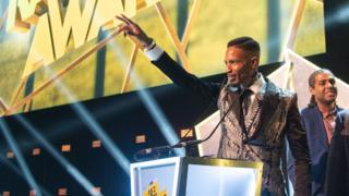 D Double E at the RATED Awards