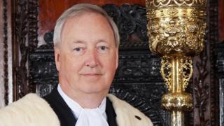 Bailiff of Jersey, Sir William Bailhache