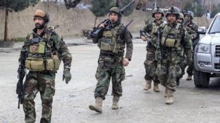 نیروهای مسلح کشور از اهداف اصلی گروه طالبان شمرده می شوند