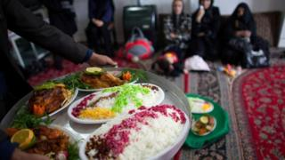 İran sofra