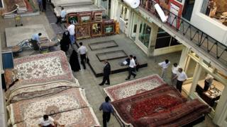افزایش صادرات فرش ایرانی به آمریکا