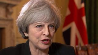 Umushikiranganji wa mbere w'Ubwongereza Theresa May