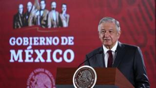 López obrador cumple seis meses como presidente de México.