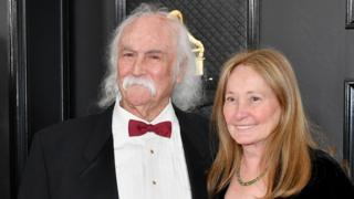 in_pictures David Crosby and Jan Dance