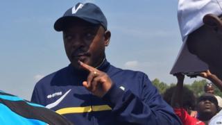 Pierre Nkurunziza (21 July 2015)