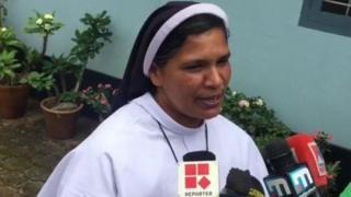Sister Lucy Kalappura