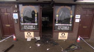 Barbershop in Saltford