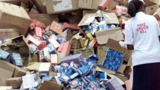 Faux médicaments des pharmaciens sénégalais demandent plus de sanctions