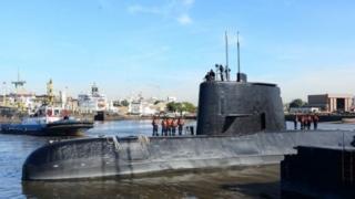 เรือดำน้ำที่สูญหายเป็นลำที่ใหม่สุดในบรรดา 3 ลำของกองทัพเรืออาร์เจนตินา