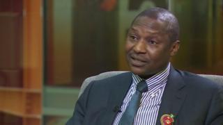 Nigeria Justice Minister Abubakar Malami