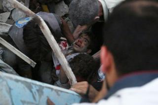 Sameer Al-Doumy, Syria, 2015, Agence France-Presse