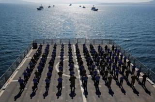 Turkish Navy's