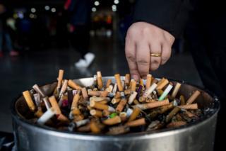 Küllük ve sigaralar