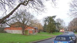 Former Shirley Oaks site