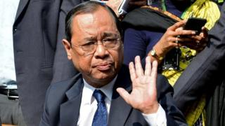 Chief Justice Ranjan Gogoi accused of sexual harassment
