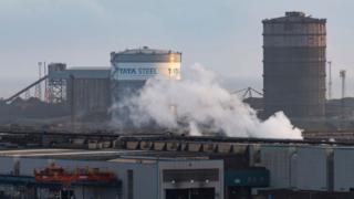 Tata Steel's Port Talbot site
