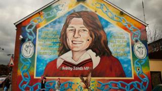 Mural de Bobby Sands