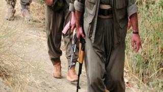 PKK'lı bir grup