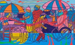 AzigAzig (2018) by Ajarb Bernard Ategwa