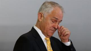 Prime Minister Malcolm Turnbull has faced a calamitous first week in parliament