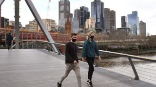 sports Melbourne Yarra River view, 12 Aug 20