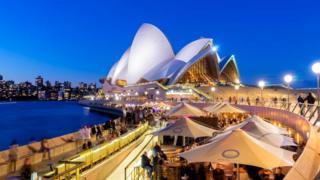 Лучший выбор с точки зрения здоровья - такой, например, чистый город на берегу океана, как Сидней